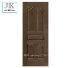 JHK-New Good Quality MDF Veneer Door Materail Skin