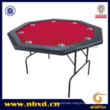 48inch Poker Table with Iron Leg (SY-T15)