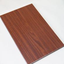 Holzmaserung aluminium verbundplatte acp panels