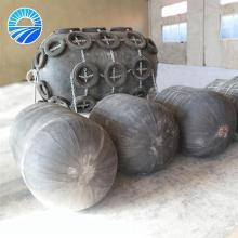 Pára-choques infláveis pneumáticos da doca do barco de borracha