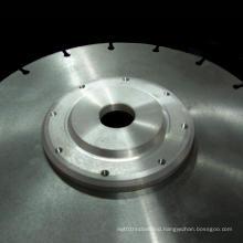 Diamond Saw Blade Steel Disc with Flange