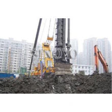 Hydraulic Piling Rig with Drum Capacity 350m Leader Length