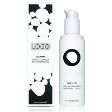 Private Label Skincare Gentle Face Cleanser Deep Cleansing Facial Wash