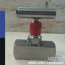 NPT Stainless Steel T Handle Needle Valve