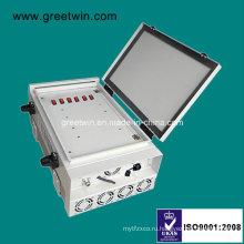 200W GSM Jammer / Мобильный телефон Jammer / RF Jammer (GW-J250CW)