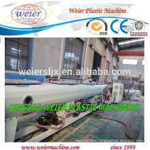 hdpe pipe making machine/plant/plastic pipe production line