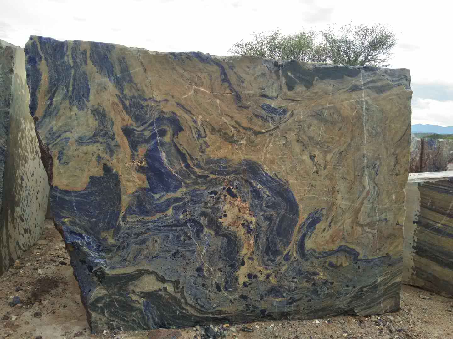 Sodalite Rough for Sale