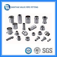 """3/4 """"-4"""" aço inoxidável Ss304 sanitárias Pipe Fitting"""