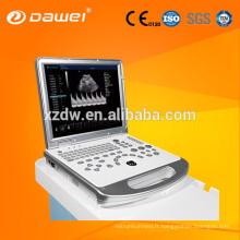 DW-C60 Doppler portable machine à ultrasons et Doppler vasculaire