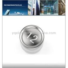Ascensor Mejor botón MA1708 (BAS174), pulsador de ascensor