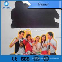 Pvc Flex Banner Hard Tube Packing Pvc Flex Banner In Rolls