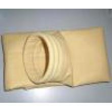 Saco de filtro industrial do PPS do coletor de poeira para o pó de gipsita