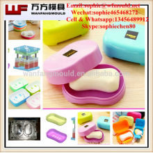 Zhejiang taizhou soap box mould/OEM Custom plastic injection soap box mould