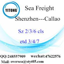Shenzhen Port LCL củng cố đến Callao