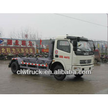 DongFeng DLK arm-roll garbage truck,6000L garbage truck