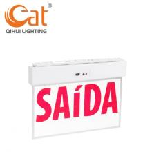 Hanging Battery Backup Exit Sign Lights