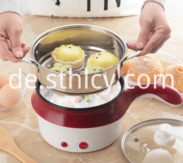 Stainless Steel Electric Stock Pot