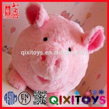 2016 Großhandel Billig Benutzerdefinierte Pig Piggy Bank Stofftier Münze Bank