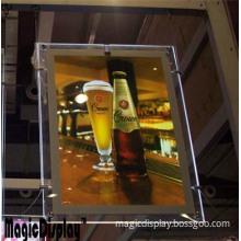 Hot Sale Acrylic Crystal Light Box