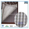 pvc anti slip mat/carpet underlay rug pad