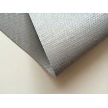 Tecido de fibra de vidro com borracha de silicone revestido