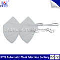 Automatic Disposable Headband Earloop Folding Mask  Machine