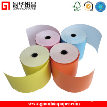 Rollo de papel térmico ISO 80mm X 70mm