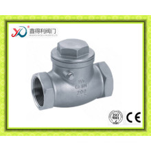 China Factory 200wog Casting Swing Check Valve of DIN 2999