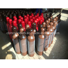 8L Seamless Steel Acetylene Cylinders