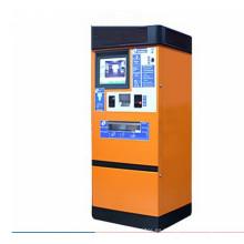Autoservicio automático de pago para autoservicios de gestión de estacionamiento