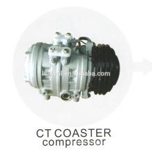 toyota coaster compressor
