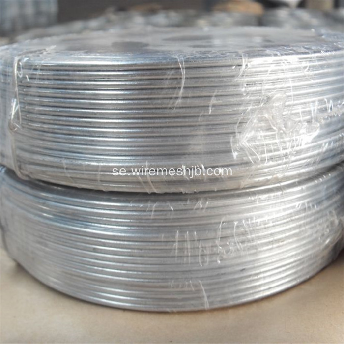 Electro Galvanized Soft Iron Wire Small Packing