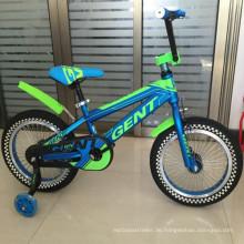 2016 Neue grüne Baby Bikes BMX Bike Kinder Fahrrad