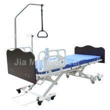 Cama médica multifunción de baja altura