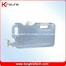 Réservoir d'eau en plastique 1,1 gallon Vente en gros BPA sans Spigot (KL-8009)