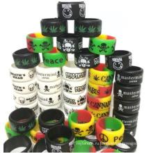 Фабрика 2016 Новый Custom кремния Vape Band / широкополосного резинового кольца, Debossed, тиснение, печать