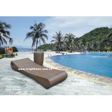 Nuevo diseño Sun Lounge Muebles al aire libre Bm-5149