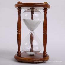 Regalo de Navidad Natural reloj de arena de arena colorida