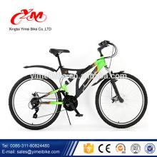 china mtb bicicleta fábrica al por mayor de bicicleta de montaña / 26 pulgadas bicicletas de montaña / 2017 Mejor Valorado Adulto bicicleta barata MTB