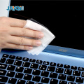 Vidros pré-humedecidos que limpam toalhetes molhados