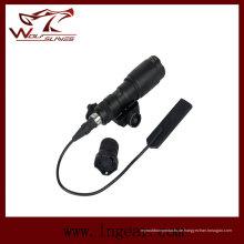 Taktische Taschenlampe mit Mount Ex191 militärische 300A 600c