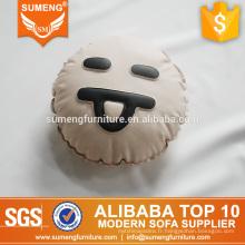 SUMENG rire en peluche caterpillar emoji oreiller CE012