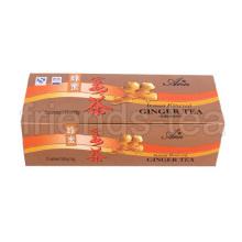 Sofortige Honig-Ingwer-Tee