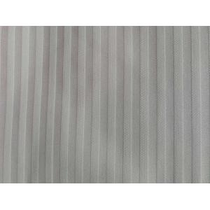 Poly/cotton50/50  Fabric Satin Stripe 4mm  for Sheets