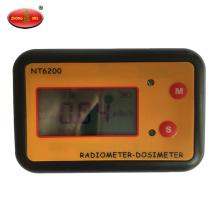 Draagbare elektronische persoonlijke radiometer-dosimeter