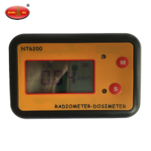 Dosímetro eletrônico eletrônico eletrônico do radiômetro