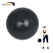 Exercitando a bola pesada macia, bola de tonificação do PVC