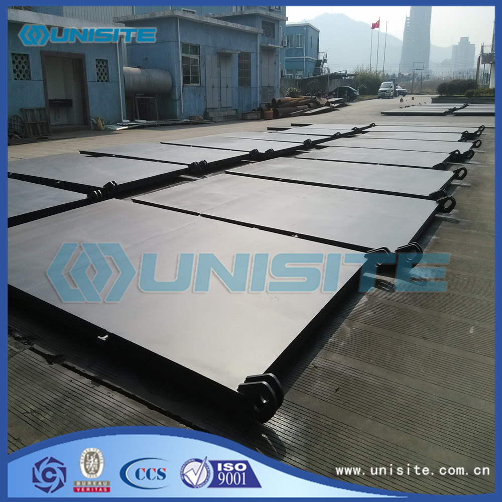 Marine Hopper Steel Panels