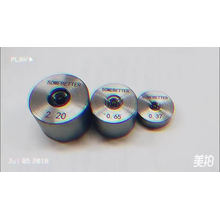 High quality diamond copper wire drawing dies