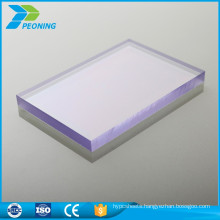 Trustworthy china supplier multi wall polycarbonate roofing panels